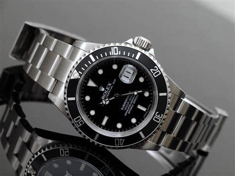 Jam Tangan Wanita Rolex Angka Romawi Black professional watches on with the rolex submariner 16610