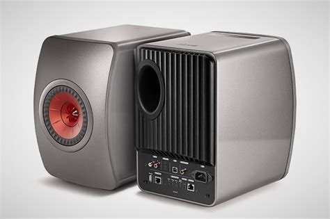 Speaker Ichiko Ls 50 Bluetooth kef ls50 wireless audio system s gear