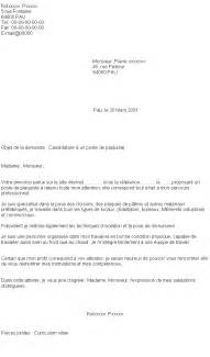 Lettre De Motivation De Plaquiste 9 Lettre De Motivation Plaquiste Format Lettre