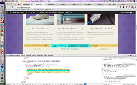 html div width html centered fixed width div with fluid divs on left