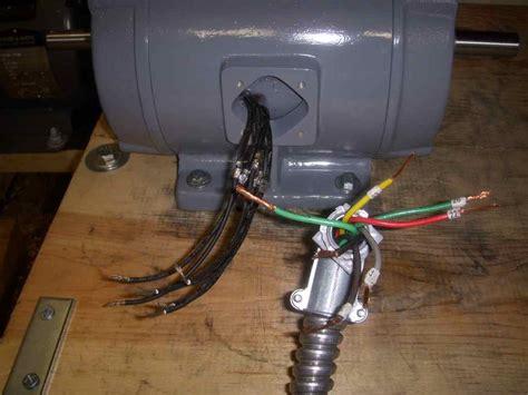 single phase motor wiring diagram wiring diagram