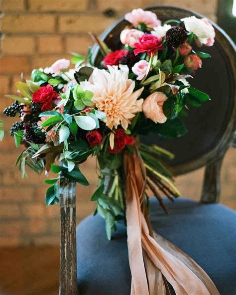 Fall Wedding Bouquets by 53 Gorgeous Fall Wedding Bouquets Martha Stewart Weddings