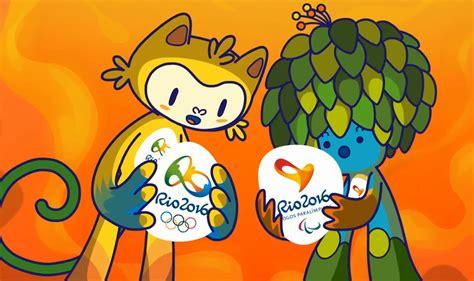 os times que mas deve no brasil 2016 os mascotes dos jogos olimpicos e paralimpicos rio 2016