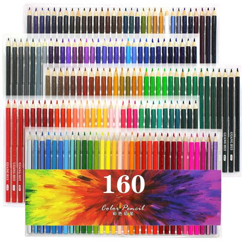 colored pencils for coloring books 120 136 160 colored pencils for adults coloring pencils