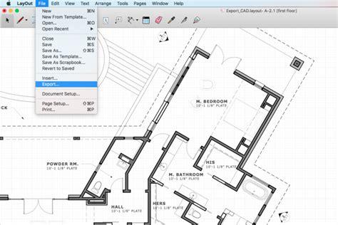 phenomenal dwg files   layout  sketchup blog