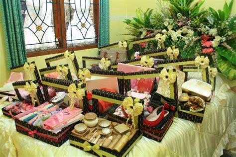 Hantaran Pernikahan Make Up Wardah saya suka hantaran pengantin dan seserahan cantik