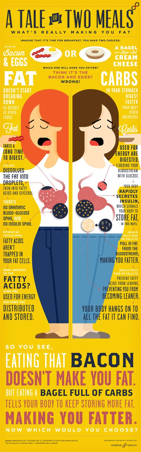 healthy fats infographic carbs are killing you doesn t make you