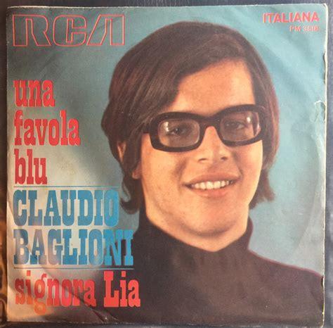 claudio baglioni testi claudio baglioni discografia cover testi