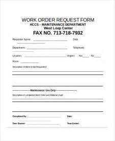 Working Request Letter Exle Sle Excel Request Form 12 Exles In Excel