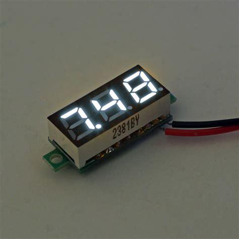 Mini Digital Lifier 25 5 Volt Plus Potensio Ic Pam8403 0 28 inch 2 5v 30v mini digital voltmeter voltage tester meter white colour shopping