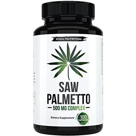 saw palmetto dht blocker saw palmetto zhou nutrition reviews supplementreview info