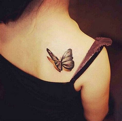 small 3d butterfly tattoos small butterfly design on chest 187 ideas