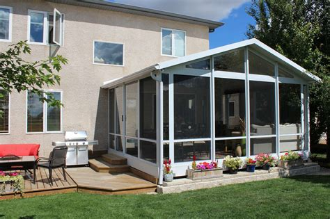 sunroom ideas high quality maintenance free glastar sunrooms winnipeg