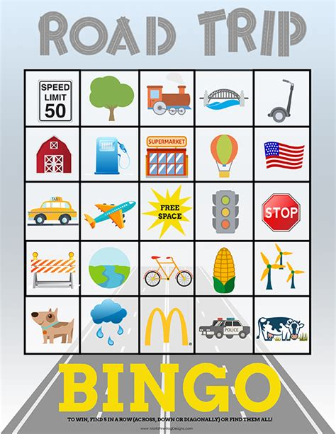 travel bingo card template cards christian uk marhaban ya ramadhan