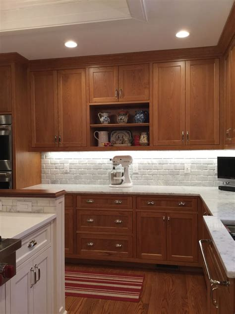 Cherry And White Kitchen Cabinets by 25 Best Ideas About Cherry Kitchen Decor On