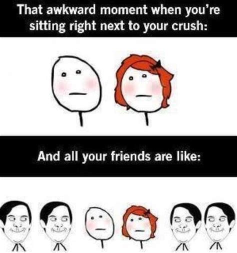 Face Sitting Meme - sitting next to crush funny pictures quotes memes