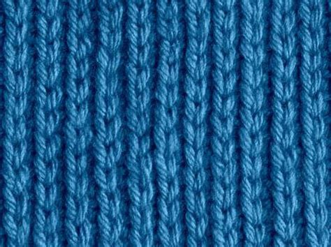 basic knit stitch single rib knitting pattern rib knitting stitch basic
