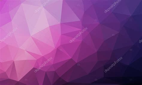 Ai Ungu vector geometrical polygon abstract purple background
