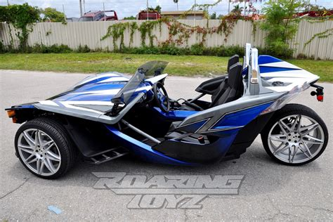 Olaris Roll Isi 20 Pc best posts in thread new custom paint and another new custom wheel style polaris slingshot forum