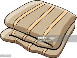 bettdecke icon blanket stock vectors clipart me