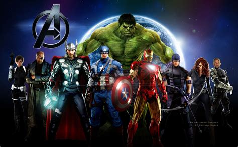 avengers desktop the avengers fan art 12873866 fanpop descargar los vengadores 2012 joss whedon 1 link
