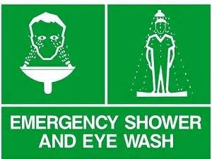 Safety Showers Regulations Uk by Safety Showers Emergency Eyewash Stations Emergency