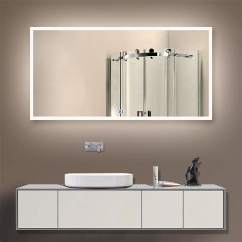 style led bathroom mirrors mirror ideas mirror ideas