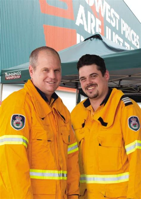 Lu Emergency Way aussie day weekend fundraiser barbecue to raise funds for