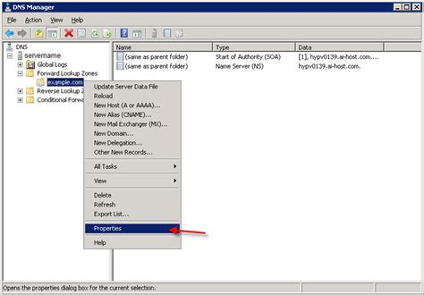 Forward Lookup How To Install And Configure Dns On Windows 2008 Server