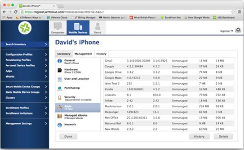 mobile device management open source get comfortable with mobile device management the register