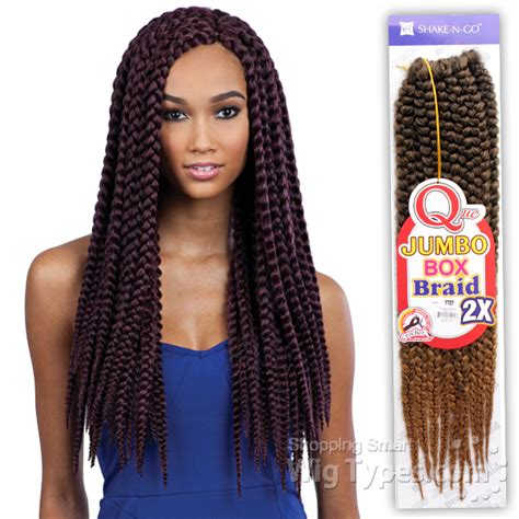 where to purchase braiding weave by the box freetress equal synthetic braid que jumbo box braid 2x