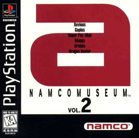 gaming 101 presents the guide to retro vol 1 books namco museum vol 2 ntsc u iso