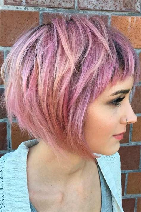 cool  charming short hairstyles  summer