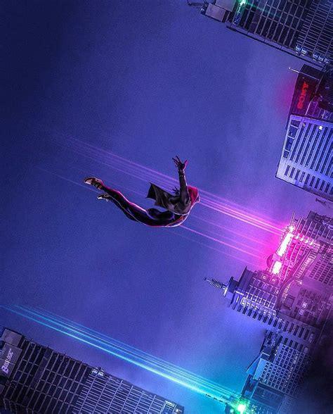 voir 4k spider man new generation r e g a r d e r 2019 film spider man into the spider verse by bosslogic comic art