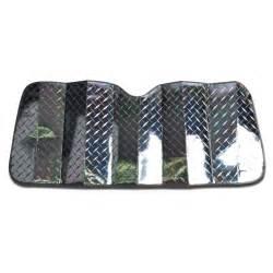 Car Shade Cover Target Reflective Lazer Plate Car Sun Shade Jumbo Reversible