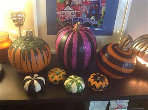 pumpkin painting ideas halloween pinterest