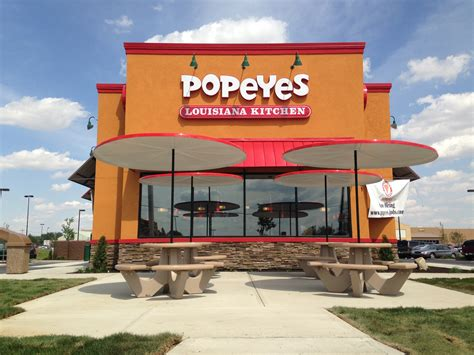 Popeyes Louisiana Kitchen Indianapolis In popeyes louisiana kitchen greenfield in cpm