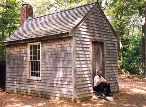 Walden Pond Cabin by P蝎ekladatelsk 233 Typografick 233 A Tiska蝎sk 233 Pr 225 Ce