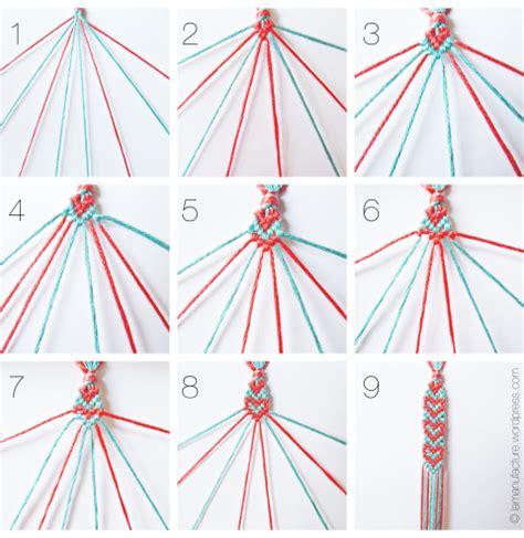 Bracelet Tool Galleries: Friendship Bracelet Patterns