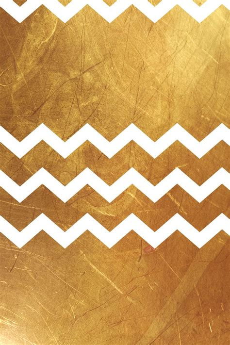 wallpaper gold iphone gold chevrons iphone wallpaper backgrounds pinterest
