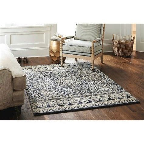 Rugs Belfast by Threshold Belfast Area Rug Ivory 5 X7 Living Room