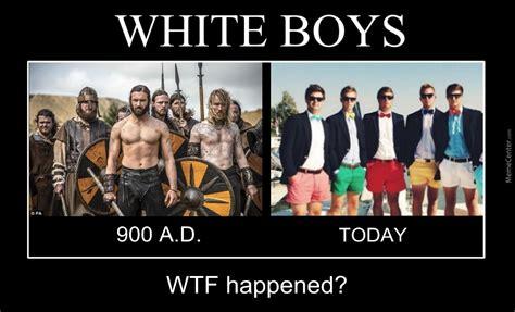 White Boy Meme - white boys by mistermeme24 meme center