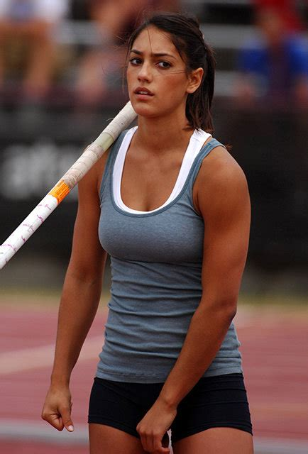 allison stokke pole vault gopro of pole vaulter allison stokke proves
