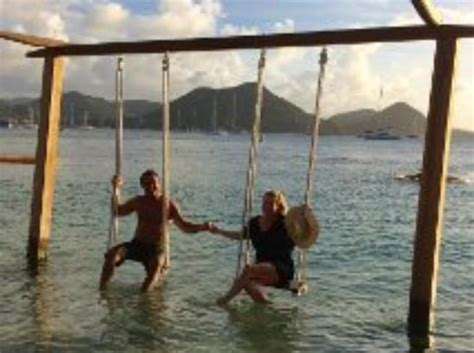 swinging spa mr skiier picture of sandals grande st lucian spa