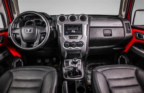 ford troller interior novo troller e jeep wrangler se enfrentam em comparativo