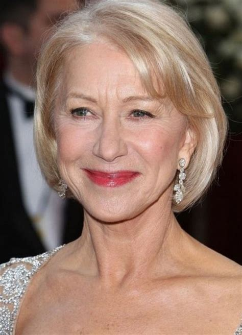 short hairstyles 2014 for women over 60 dame helen mirren hairstyle for women over 60 pretty designs