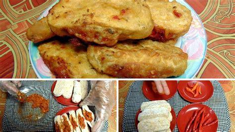 cara membuat cireng mercon cara membuat tempe isi sambal tempe mercon youtube
