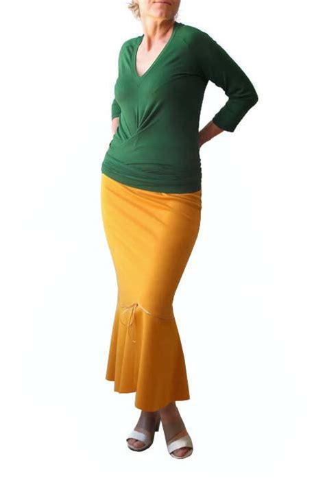 maxi pencil skirt mustard yellow skirt plus size pencil