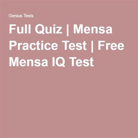 test qi mensa die besten 25 mensa iq test ideen auf iq test