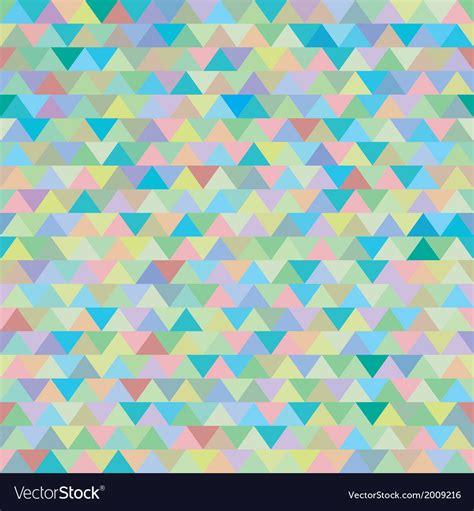triangle zig zag pattern seamless colorful zig zag triangle pattern vector art